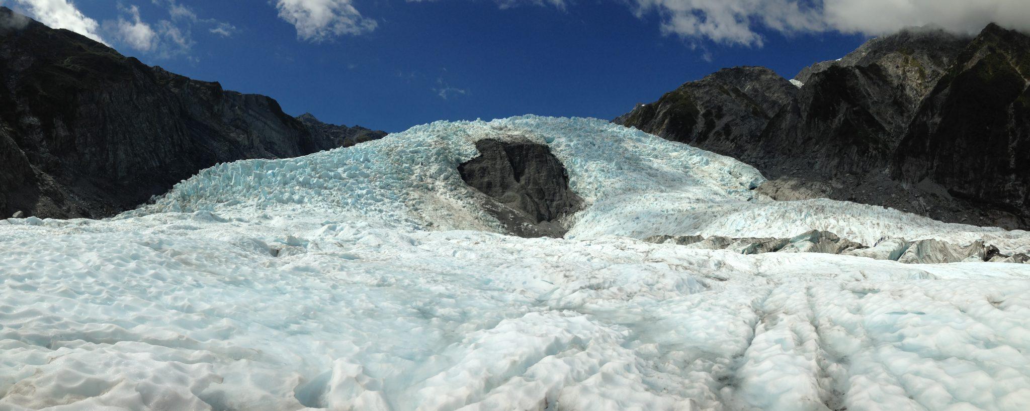 Franz Joseph Glacier Jan 2018