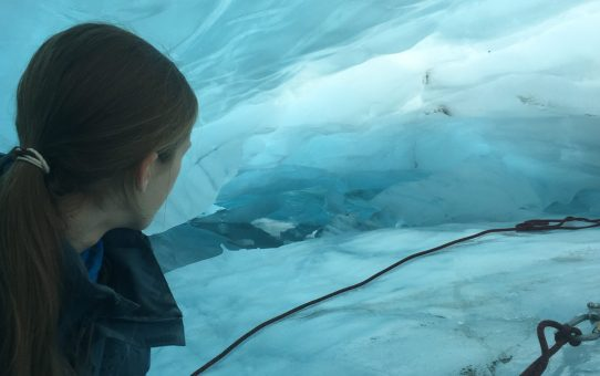 The Awe of Franz Josef Glacier