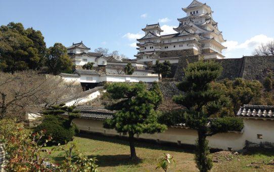 Historic Himeji Castle