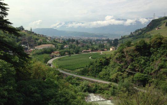 Biking in Bolzano